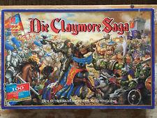 MB Spiele - Die Claymore Saga - Battle Masters - Games Workshop - Top Zustand