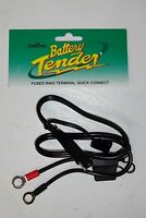 Deltran Battery Tender Charger Fused Ring Terminal Quick Connect 081-0069-6