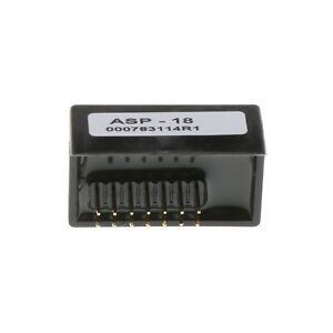 ASP Lautsprechersimulator für Audison AP Verstärker bei Impedanz Überwachung