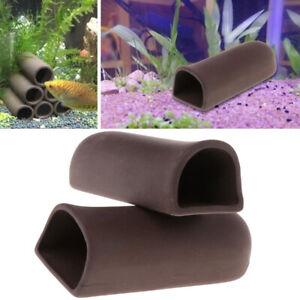 Fish Tank Cave Aquarium Shelter Ceramic Shrimp Spawn