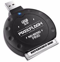 PixelFlash® USB 3.0 No-Bend Pins CF Card Reader Compact Flash Memory Adapter