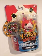 Yo-Kai Reloj Yokai medalla momentos Jibanyan Figura Juguete Raro Regalo De Navidad