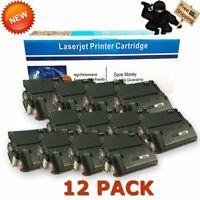 12PK Q5942X 42X Toner Cartridge Compatible For HP LaserJet 4200 4250 4300 4350