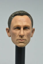 1/6 Daniel Craig Head Sculpt 3.0 For James Bond 007 Skyfall Spectre Hot Toys