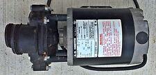 HYDROBATH SPA * POOL PUMP A O SMITH 3/4 hp Motor 1-1/2 inch Water Fittings