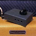Stami's Customs - Blackout Tweedy Bird Speaker Attenuator in Black out Tweed for sale