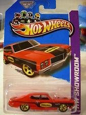 Hot Wheels '70 Buick GSX HW Showroom! Red Milodon