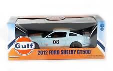 "2012 Shelby GT500 ""Gulf Oil"" 1/18 Scale"