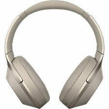 Sony WH1000XM2N Wireless Noise Cancelling Headphones - Gold