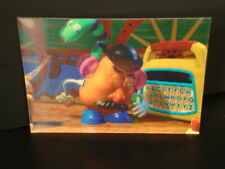 """Toy Story, 1995-Series-1 - """"3-D Motion Card"""" - """"Subset Chase Card"""" - #1 of 2."""