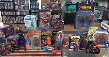 Marvel Spiderman Toy & Random Collectible Lot! Please See Pics!