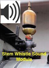Steam Whistle Sound Module for 21 pin MTC, DCC Marklin ESU Decoder NO Speaker