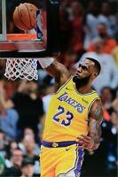 "671 Lebron James LBJ La Lakers NBA MVP Basketball 24/""x35/"" Poster"