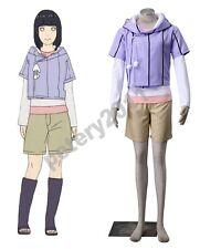 Boruto Anime Naruto Boruto Hyuga Hinata the Movie Cosplay Costume Children Adult