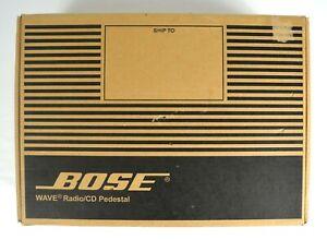 BOSE Wave Radio CD Pedestal * Model AWACCP (Graphite Gray) 120V