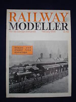 1 - Railway modeller - Feb 1968 - Contents page shown in photos