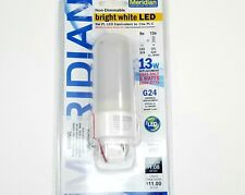 13W Equivalent Bright White (4000K) PL-C Non-Dimmable LED Replacement Light Bulb