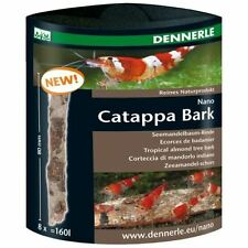 Dennerle Nano Catappa Bark - For Shrimp & Fish - Antibacterial - Antifungal