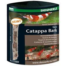 DENNERLE Nano Catappa corteccia-per la pesca dei gamberetti e pesci-ANTIBATTERICA (15