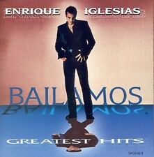 Enrique Iglesias - Bailamos: Greatest Hits Cd Excellent 1999 Latin, Pop