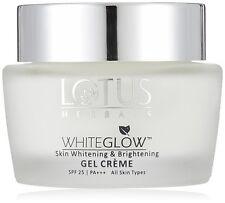 Lotus Herbals Whiteglow Skin Whitening And Brightening Gel Cream SPF-25, 60g