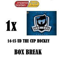 SINGLE * 14-15 * UD THE CUP HOCKEY Box Break #2275- Boston Bruins