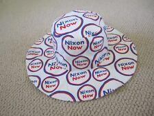 Vintage Nixon Now Bucket Hat