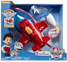 Paw Patrol Air Patroller Toy Jet Aeroplane Truck RoboDog Genuine Nickelodeon NEW