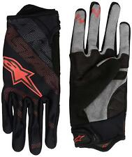 Alpinestars Stratus Men's Cycling Street BMX Gloves Water Resistant Red Size 3XL