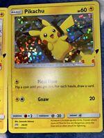 2021 McDonalds Happy Meal Pokemon 25th Anniversary 1-25 HOLO CARDS
