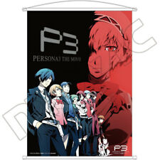Persona 3 P3 The Movie #2 B3 Tapestry Wall Scroll B official Movic New