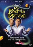 MY FAVORITE MARTIAN NEW DVD