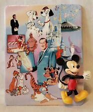 Bradford Exchange Walt Disney 100 Year Anniversary 3D Plate 1960-1980