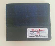 Harris Tweed Wallet ( Black Watch Tartan)
