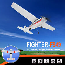WLtoys F949 3CH 2.4G RC Airplane Fighter Plane RTF Glider Composite Material
