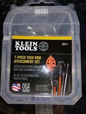 Klein Tools Fish Rod Attachment Set 7-Piece #56511