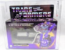Transformers Original G1 AFA 75 IGA Mexican Astrotrain MOSC MIB 85/70/90