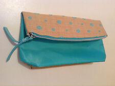 Natio Cosmetics/Toiletry Bag Blue. New