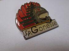 pin's pompier / SP Sapeurs pompiers de Gonesse - 18 (époxy)