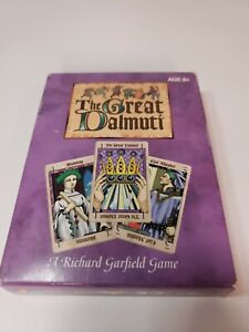 The Great Dalmuti Card Game Richard Garfield Fantasy Game Wizards Of The Coast