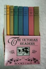 The Victorian Readers 1-8 slipcase by Ministry Of Education X8 books 1989 NEW
