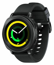 Samsung Gear Sport 44.6mm Black Large and Small