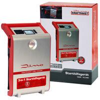 Dino 136106 Kraftpaket 12V Starthilfegerät 1.200A 111Wh 30.000mAh mit Powerbank