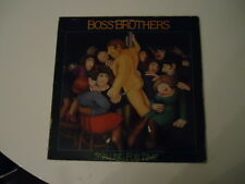 Boss Brothers – Stalling For Time  - Mercury LP Vinyl  1980