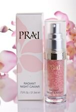 PRAI RADIANT NIGHT CAVIAR W/MATRIXYL&PEPTIDES ~FULL SIZE~.73 FL OZ/21.5ML~IN BOX