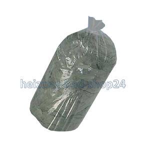 14 kg Mineralfaser Stopfwolle, Isolierung, Dämmung, Mineralfaserwolle