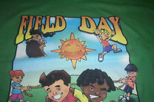 CENTRAL PRIMARY SCHOOL FIELD DAY T Shirt FUN Adult size XL FREE SHIPPING