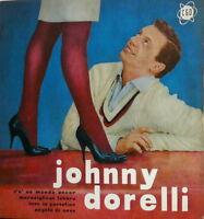 """EP JOHNNY DORELLI  7"""" love in portofino  +3  RARO  ANNO  1959"""