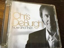 CHRIS DE BURGH - NOW AND THEN - GREATEST HITS CD - THE LADY IN RED / BORDERLINE