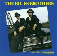 THE BLUES BROTHERS music from the soundtrack (CD, album) blues rock, very good,